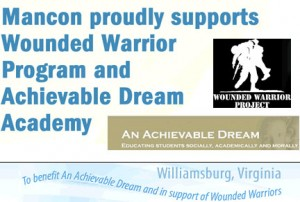 Wounded Warrior Program and Achievable Dream Academy